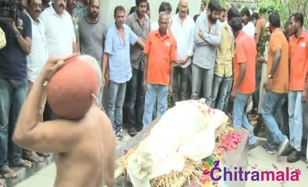 Bharath's Funeral