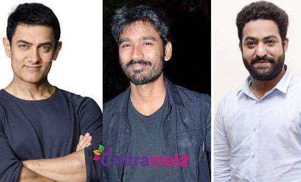 NTR, Dhanush, and Aamir Khan win Sankarabharanam Awar