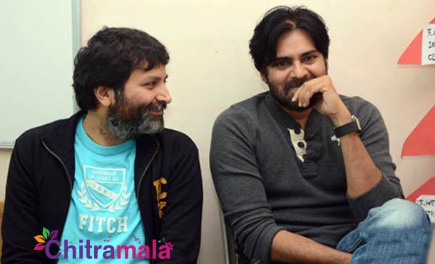 Pawan Kalyan - Trivikram Movie