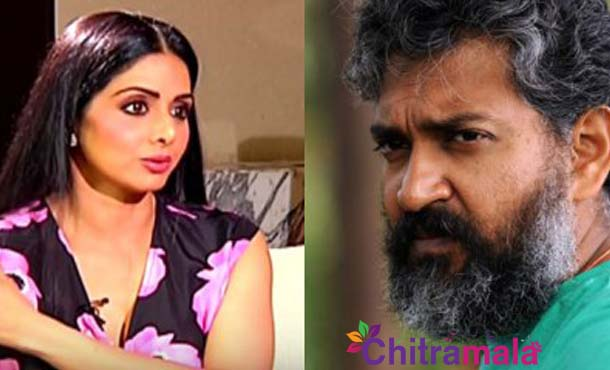 Sridevi Responds To SS Rajamouli
