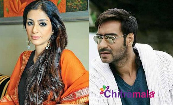 Tabu shares her relation with Ajay Devgn