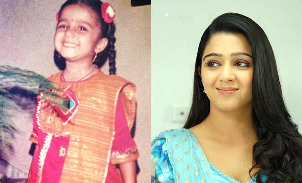 charmi-kaur-childhood