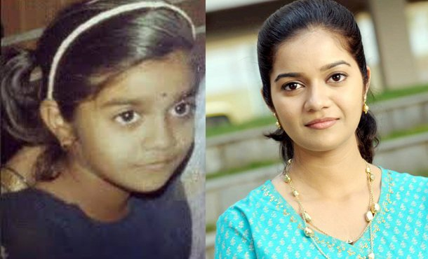 swathi reddy -Childhood pic