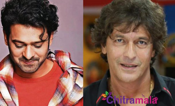 Chunky Pandey in Saaho