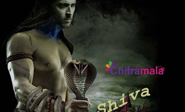 Hrithik Rohan-Lord Shiva