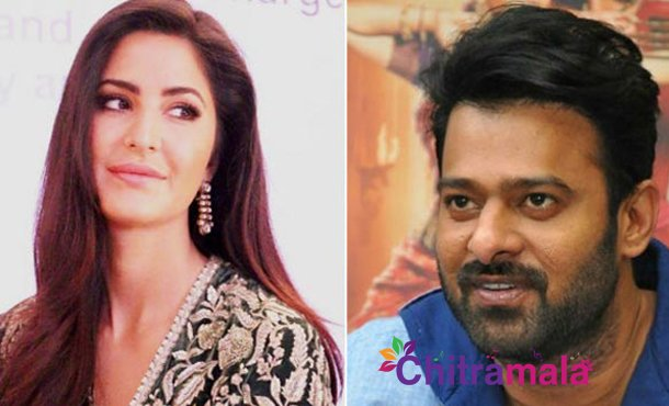 Katrina Interested To Work With Prabhas