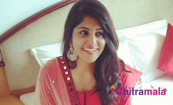 Manjima Mohan in Love