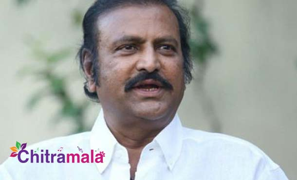 Mohan Babu's next launched in style