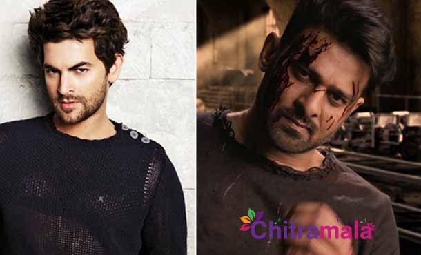 Neil Nitin Mukesh- about- Saaho