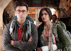 Ranbir and Katrina in Jagga Jasoos