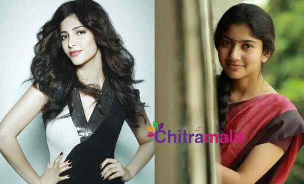 Sai Pallavi backs Shruti Haasan