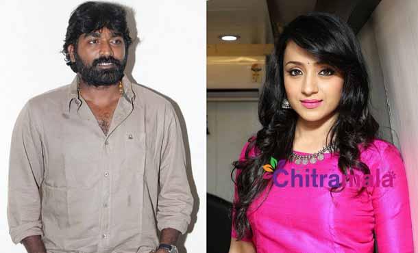 Trisha teams up with Vijay
