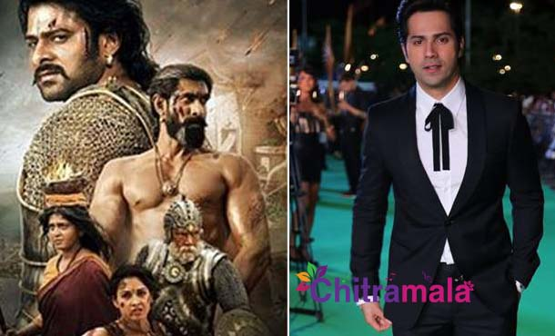 Varun Dhawan desperate to act in Baahubali-3