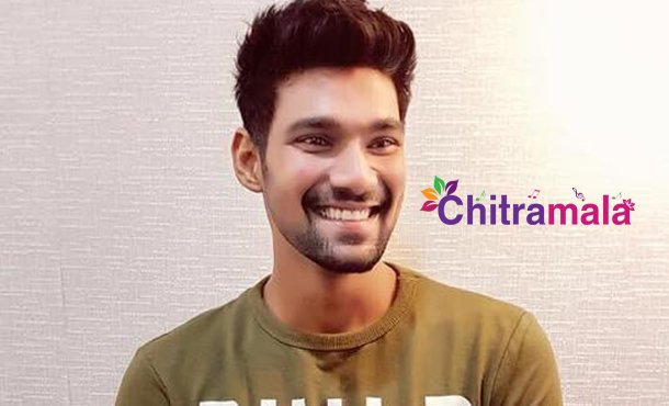 Bellamkonda Srinivas New Look