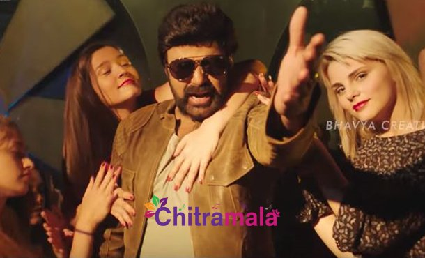 NBK's Mama Song from Paisa Vasool