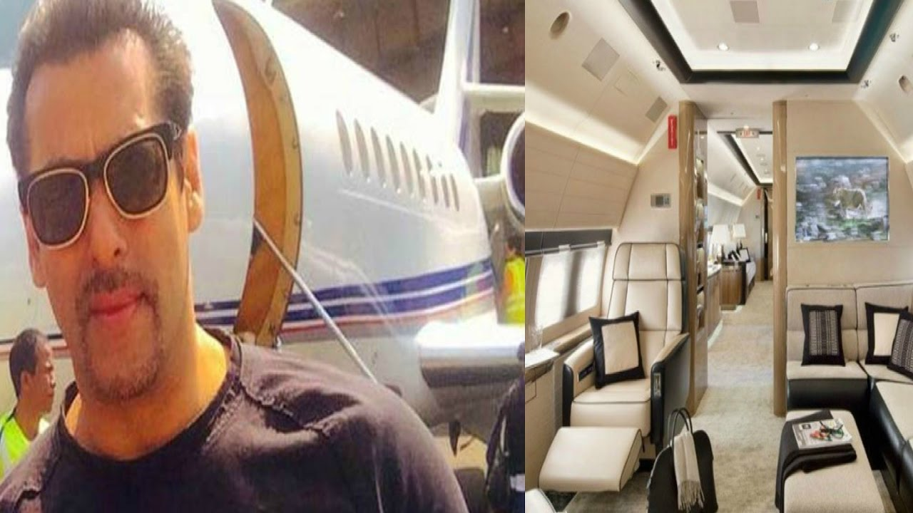 SalmanKhan-Private-Jet