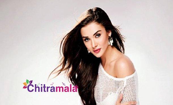 Amy Jackson debut in Kannada