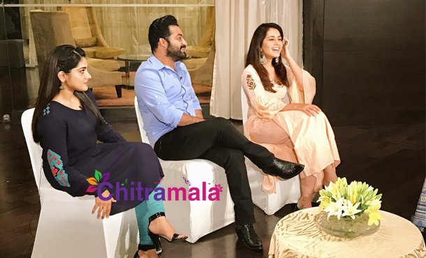 Jr NTR makes comments about Mahesh and Allu Arjun