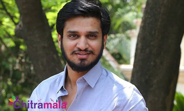 Nikhil escaped from an accident