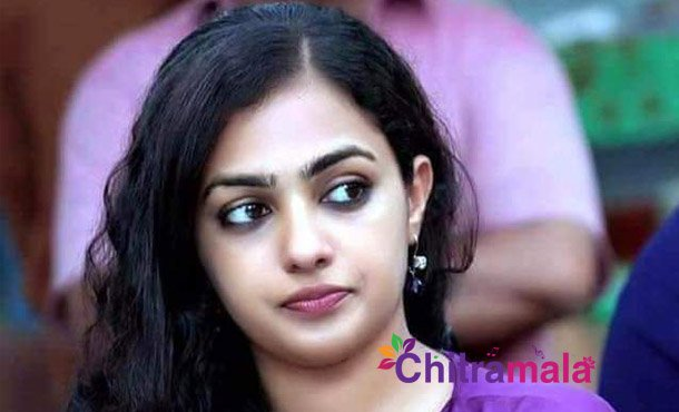 Nithya Menon's role in Mersal