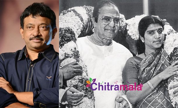 RGV about NTR's biopic