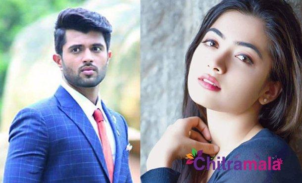 Rashmika To Romance Vijay Devarakonda