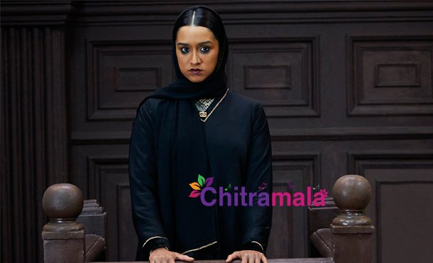 Shraddha Kapoor Enjoyed Playing Haseena Parkar