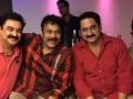 Chiranjeevi-Suman-Venkatesh-at-1980-Stars-Party