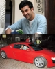 ranbir-kapoor-red-audi-car