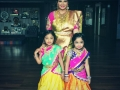 Veronica-with-her-daughetrs-at-Manoj-wedding.jpg