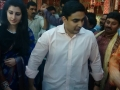Lokesh-Brahmani-at-Revanth-Reddy-Daughter-Marriage-Event