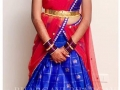 Roja-Daughter-Anshu-Half-Saree
