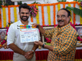 Sai Dharam Tej and VV Vinayak New Movie Opening Photos (5)