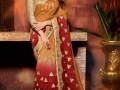 Samantha-Photo-Shoot-in-Red-Saree