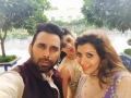 Bosco-Mubina-at-Shahid-Wedding