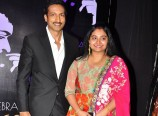 Gopichand and his wife photos