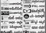 GAV Hyderabad Theaters List