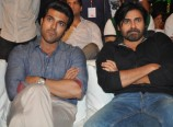 Pawan Kalyan and Ram Charan Absent for Mukunda Audio Launch