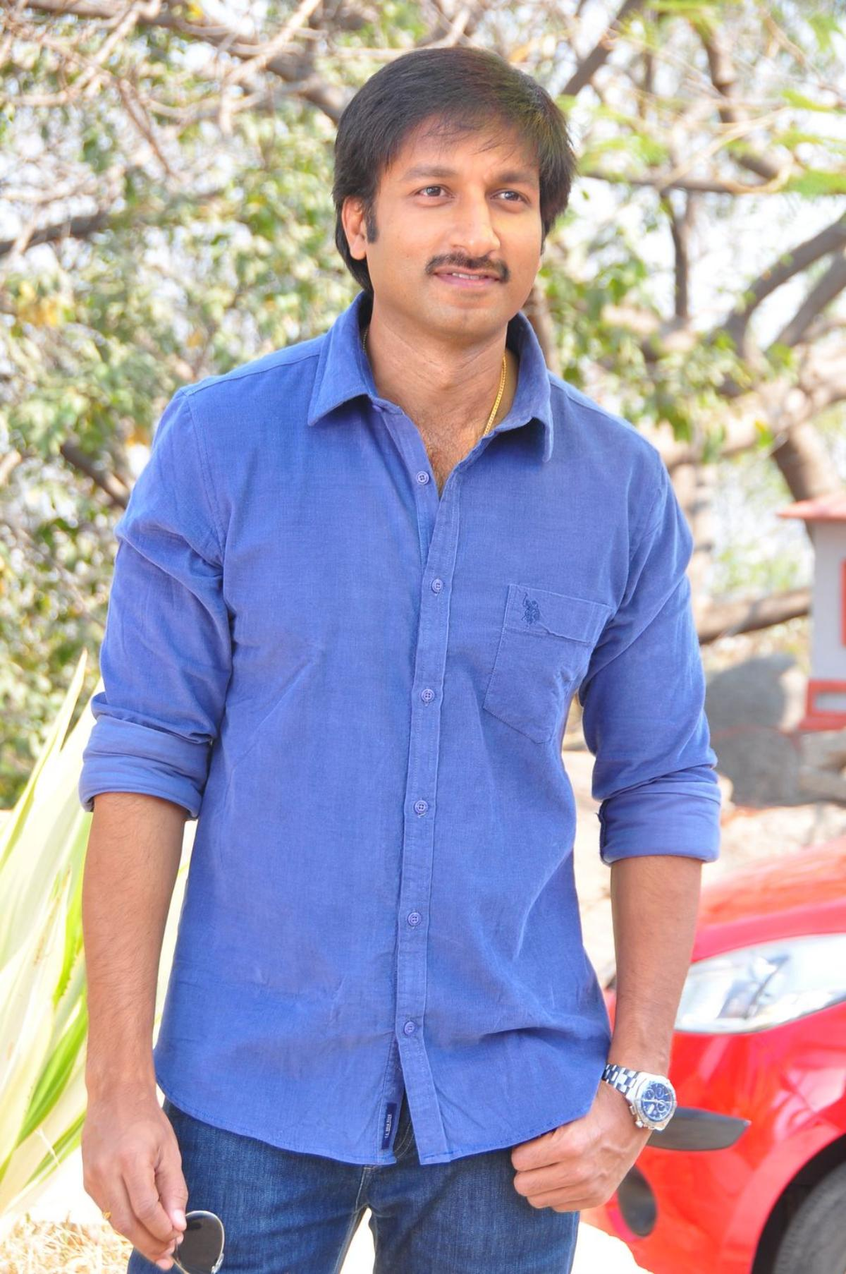 Actor Gopichand Height