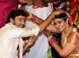 Allari Naresh and Virupa Wedding Photos