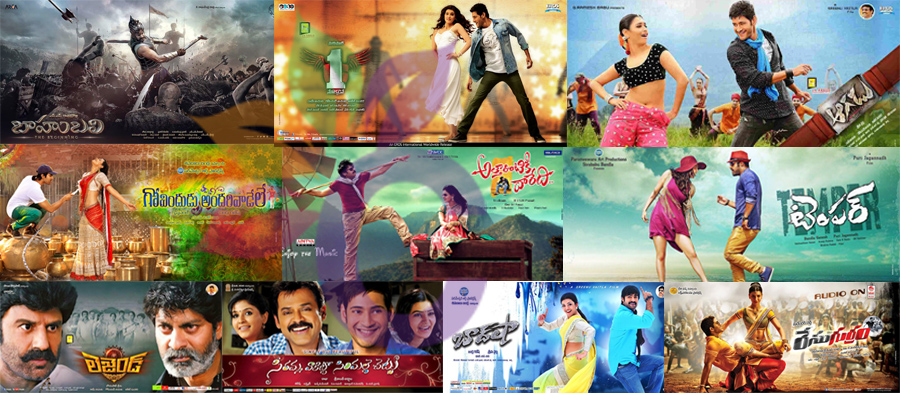 Top 10 Satellite Rights of Telugu Movies