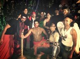 Baahubali Team Themed Party Photos