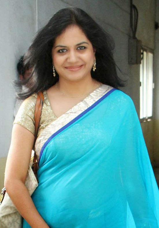 Beautiful Singer Sunitha