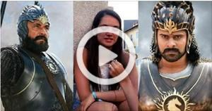 Why Kattappa Killed Baahubali - Listen Foreigners Answers