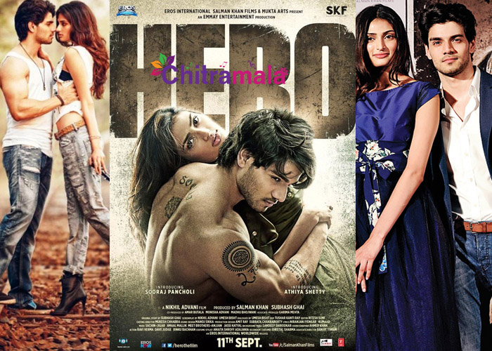 Sooraj Pancholi Hero Movie Release