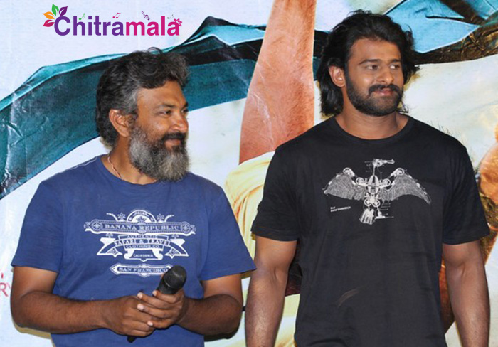 Rajamouli Conditions on Prabhas