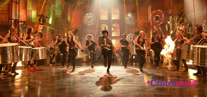 Bruce Lee Movie Song Shooting Started