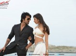 Ram Charan and Rakul Preet Bruce Lee Working Stills