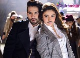 Alia Bhatt and Shahid Kapoor in Shaandaar