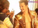 Akhil Intro song making video